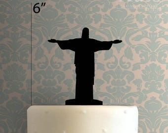 Christ the Redeemer 225-037 Cake Topper