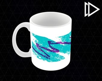 90s Jazz Cup Design - 11oz Coffee Mug