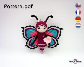 Pattern - Peanut the Butterfly