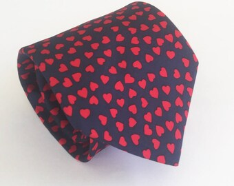 valentine ties fun tie unusual tie cool tie unique tie allyn - Valentine Ties