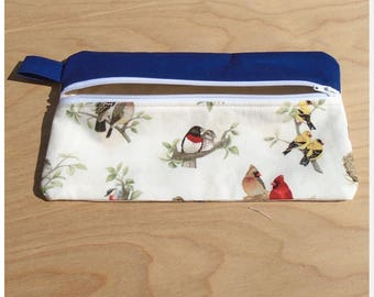 Accessory Bag - Songbirds