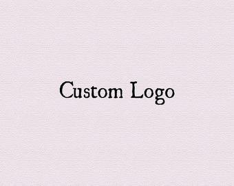 OOAK logo design, Custom Logo, Business logo, Logo design, Branding, Boho logo, Branding logo, Watercolor logo, Photography logo, Logo