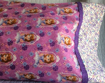 SOFIA THE FIRST Pillowcase For Standard Pillow
