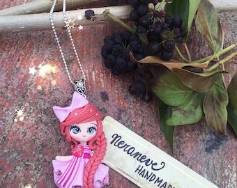 Lovely Valentine's handmade necklace