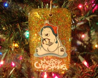 christmas decor, christmas decoration, christmas tree decoration, tree decoration, tree ornament, ornament, cute merry christmas decor (390)