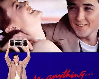 Back to School Sale: Say Anything... (1989) Movie Poster