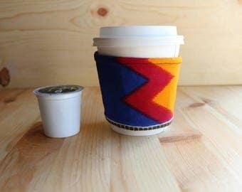 Coffee Sleeve Cozy -Coffee Cozy - Coffee Sleeve - Coffee Cup Sleeve - Cozy Coffee Mug - Cozy Coffee - Cozy Mug - Travel Coffee Mug
