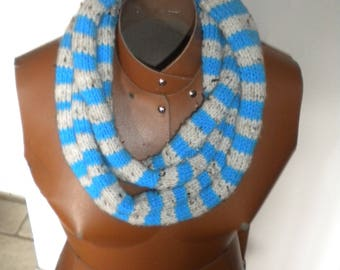 hand made cowl scarf