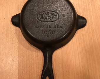 Wagner Ware Ashtray 1050 A with free shipping