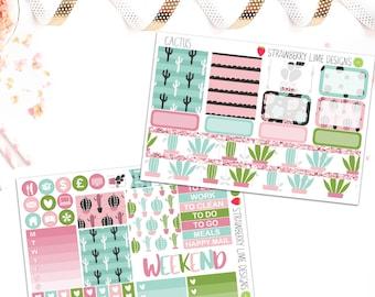 Cactus Collection - Mini Kit