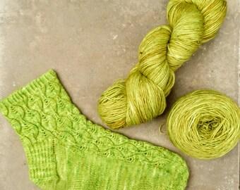 Knitting Kit - Cresson Sock