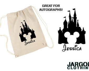 Castle Autograph Backpack
