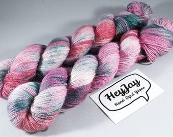 Sparkle Merino Sock Yarn - Hubba Hubba