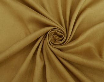 """Brown Rayon Fabric, Dressmaking Fabric, Home Accessories, Craft Fabric, Decor Fabric, 40"""" Inch Fabric By The Yard PZBR3S"""