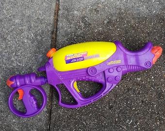 Vtg  Super Soaker XP Backfire Water Toy Squirt Gun 90s beach summer sale