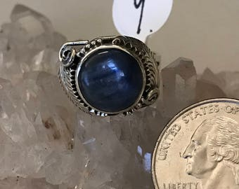 Kyanite Ring Size 9
