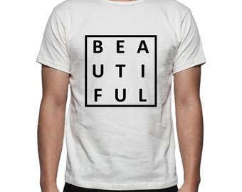 Beautiful Square Tee Shirt Design, SVG, DXF, EPS Vector files for use with Cricut or Silhouette Vinyl Cutting Machines