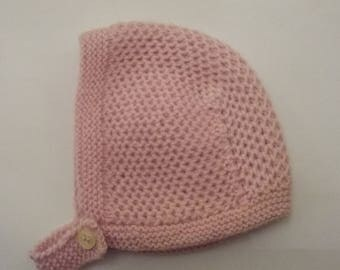 baby wool hat