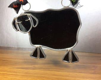 Black Sheep Suncatcher