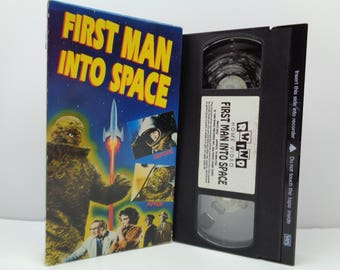 First Man Into Space [VHS] (1959)