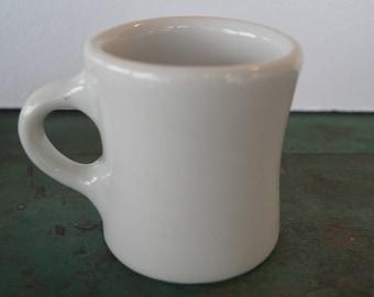 Wellsville Heavy Ironstone Mug