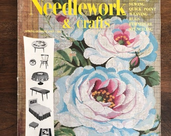 McCalls Needlework and Crafts Magazine, Spring - Summer, 1957, Vintage