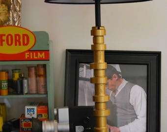 Desk/Table lamp - Camshaft-Motoring Themed