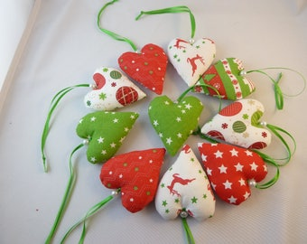 10 Hearts in country house style