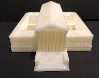 3D Printed U.S. Supreme Court