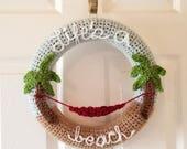 Crochet Wreath PATTERN - ...