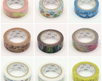 MT Masking Tapes Online Limited Edition