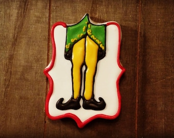 Elf - Buddy the Elf Cookies - One Dozen