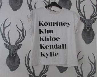 Keeping Up With The Kardashians T-Shirt