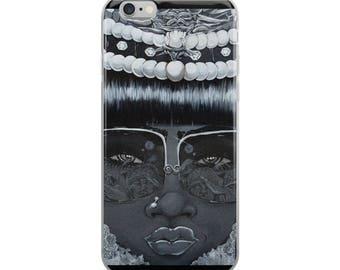 Black Reign iPhone Case