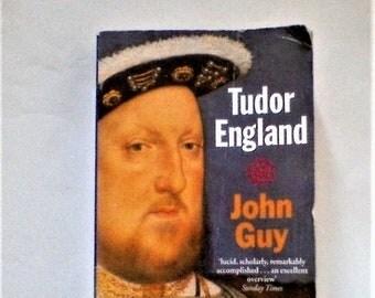 Tudor England, John Gray paperback