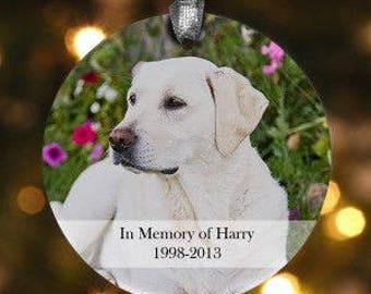 Pet Ornament - Memorial Dog Ornament - Memorial for Dog - Christmas Ornament Memorial Pet