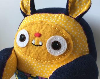 Monster Plushie