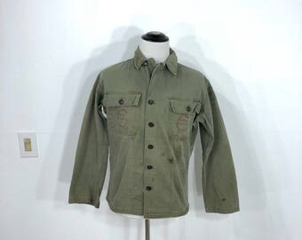 John Bull Jacket Vintage Zipper Button Down Four Pockets 90s