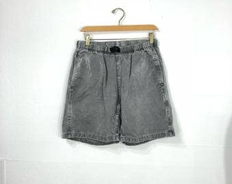 90's vintage gramicci all cotton shorts made in usa size M