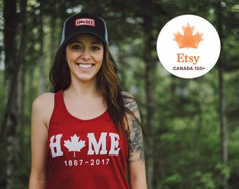 Maple Leaf HOME Tank