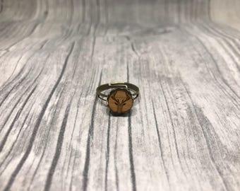 Ring Adjustable deer Horst