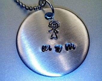 Mum necklace image