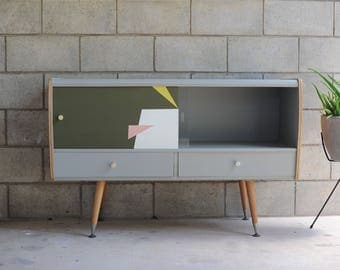 SOLD   Nelly mid century sideboard