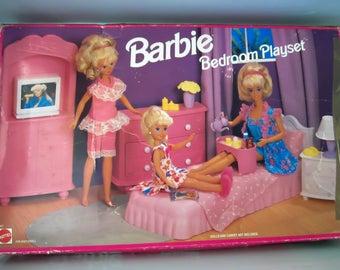 Barbie doll house | Etsy