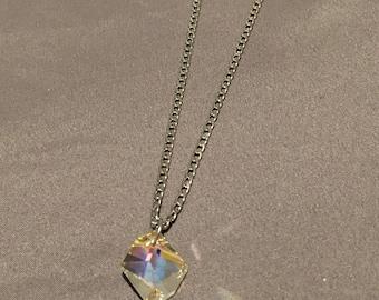 Swarovski light crystal