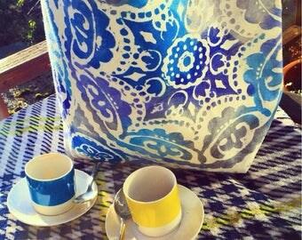 ByFionnuala Handmade Tote Bag