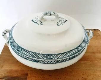 Vintage Ceramic Serving Dish