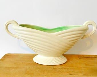 Vintage Sylvac Overlap Vase