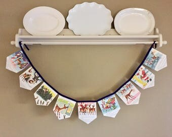 Rudolph the Red-Nosed Reindeer (Little Golden Book) Storybook Banner, Garland, Bunting