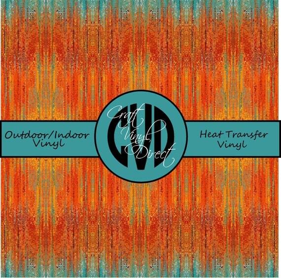 Beautiful Patterned Vinyl // Patterned / Printed Vinyl // Outdoor and Heat Transfer Vinyl // Pattern 292